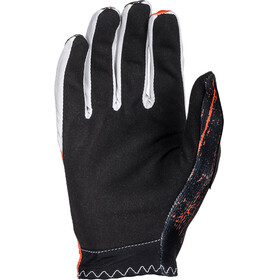 ONeal Matrix Gloves BURNOUT orange/black